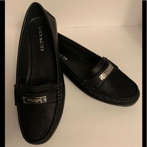 Coach Leather Shoes